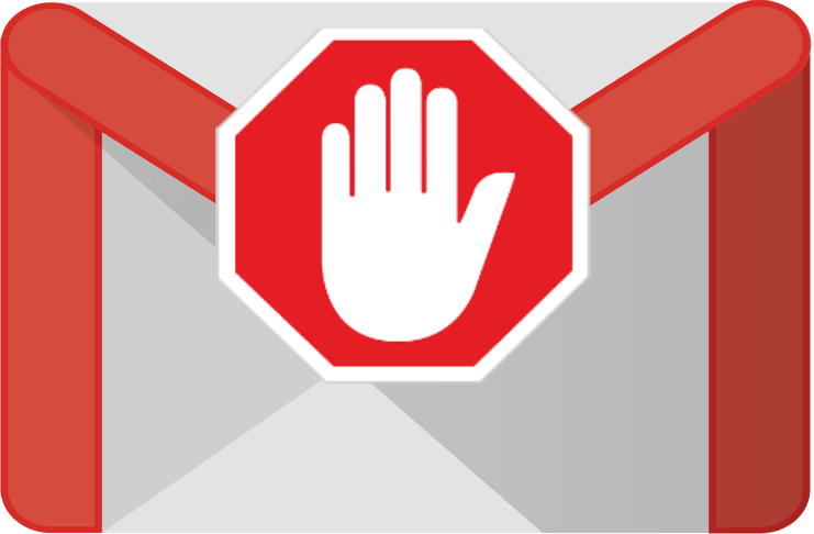 how to block someone on Gmail